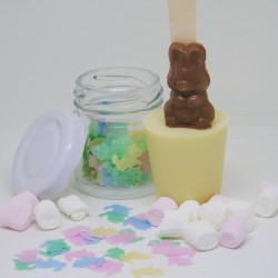 Bunny Hot Chocolate Set