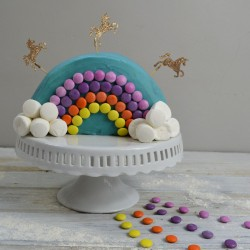The Rainbow Unicorn Cake Kit