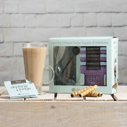 Drinking Fudge Frappé Gift Set