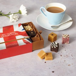 Best of British - Gourmet Fudge Selection
