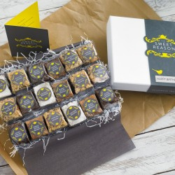 Indulgent Brownie Gift Box (Gluten Free)