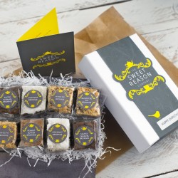 Luxury Brownie Gift Box (Gluten Free)