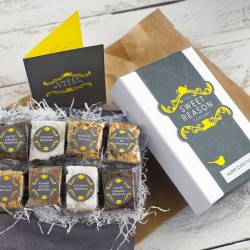 Luxury Brownie Gift Box
