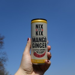 Mango & Ginger Soft Drink (Case of 12)