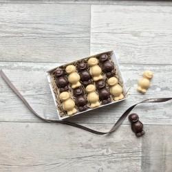 Dairy Free Alternative to Milk & White Chocolate 'Jelly' Babies