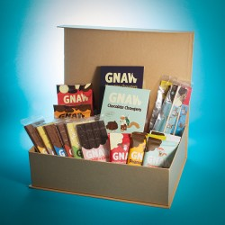 Gnawfully Big Chocolate Hamper