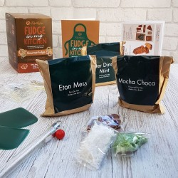 Gourmet Chef Make Fudge at Home Kit