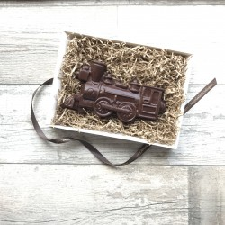Dairy Free Milk Chocolate Large Train