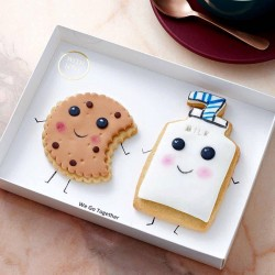 Kawaii We Go Together Cookies