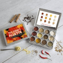 Personalised Barbecue Spice Powder Collection