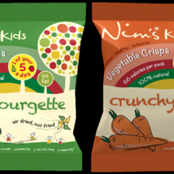 Kids Savoury Box - Air Dried Vegetable Crisps