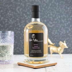 Lavender gin