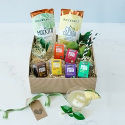 Non Alcoholic Cocktail Party Pack for Two