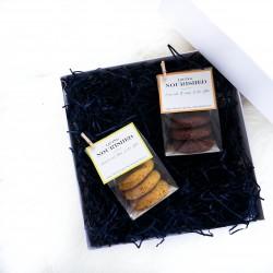 Vegan Cookie Bites MultiPack(Cacao & Orange, Turmeric & Tahini)