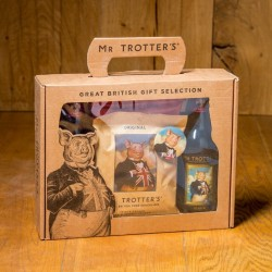 Mr Trotter's Great British Crackling & Ale Gift Selection