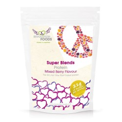 Super Blends Protein (Mixed Berry Flavour)