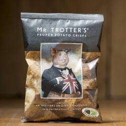 Mr Trotter's Great British Potato Crisps - Original