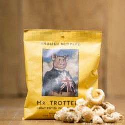 Mr Trotter's Great British Pork Crackling - English Mustard