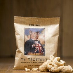 Mr Trotter's Great British Pork Crackling - Original