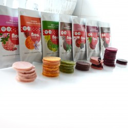 Nono Cocoa - Chocolate Buttons - Multi flavour Tester Pack