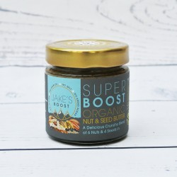 Super Boost Butter - Certified Organic Nut & Seed Butter (3 Pack)