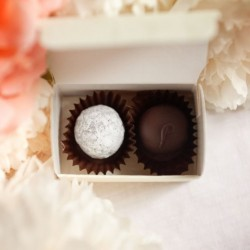 Dairy Free Chocolate Wedding Favours