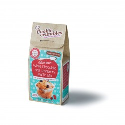 Cinnamon, White Chocolate and Cranberry Muffin Baking Mix