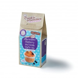 Blueberry & Vanilla Muffin Mix