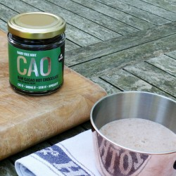 Mint Cao - Raw Cacao & Mint Hot Chocolate & Spread