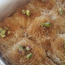 Kadeyif - Bird's Nest Baklava