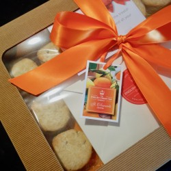 St Clements Orange Afternoon Tea Box