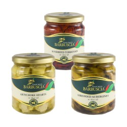 Set of 3 Antipasti