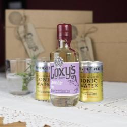 Coxy's Kent Liqueurs Lavender Gin Set