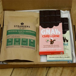 Dairy Free Choc + Coffee Gift Box