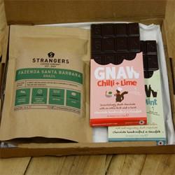 Dairy Free Choc + Coffee Gift Box