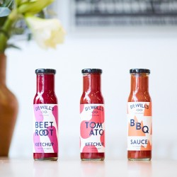 Full House - Ketchup & BBQ Sauce Selection (All Natural, Refined Sugar Free)