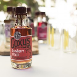 Coxy's Strawberry & Chilli Liqueur