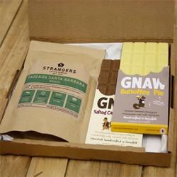 Chocolate Favourites + Coffee Gift Box