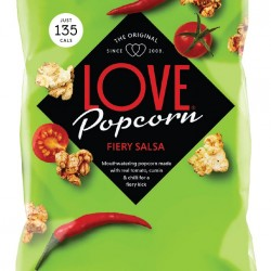 Fiery Salsa Popcorn - Trade price