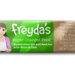 Freyda's Super Charged Food Bars (Maca & Chia)