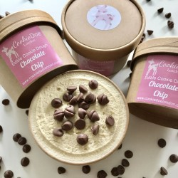 Gluten Free Chocolate Chip Cookie Dough Tub