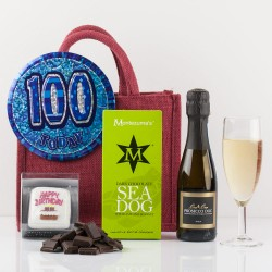 Happy 100th Birthday Gift Bag