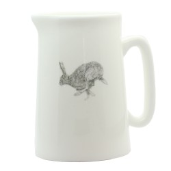 Jug - Horace Hare - Fine Bone China