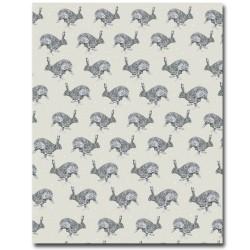 Tea Towel - Horace Hare