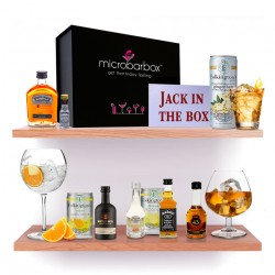 Jack In The Box - Jack Daniel's Cocktail Box
