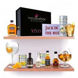 Jack In The Box - Jack Daniel's Cocktail Box