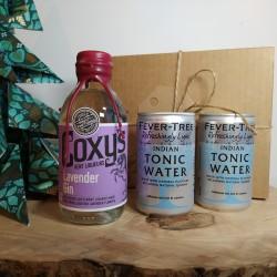 Coxy's Lavender G&T Gift Box