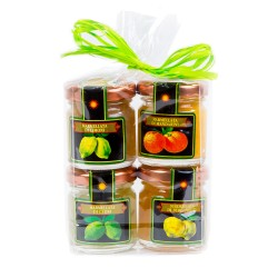 Mini Citrus Marmalade Set