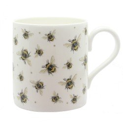 Multi Bee Mug - Made in England