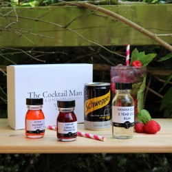 Raspberry Mojito Cocktail Kit